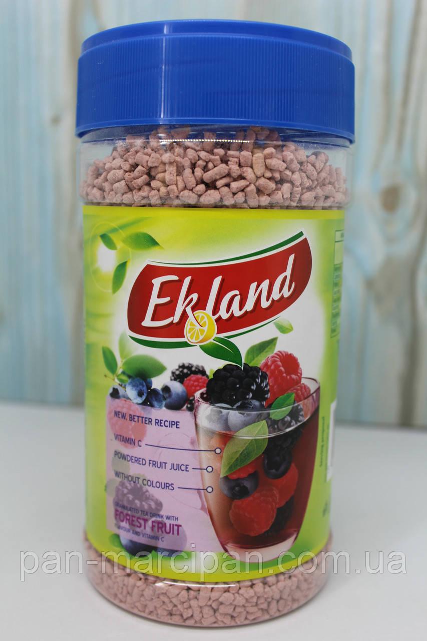 Чай розчинний Ekland Forest Fruit 350г (банка)