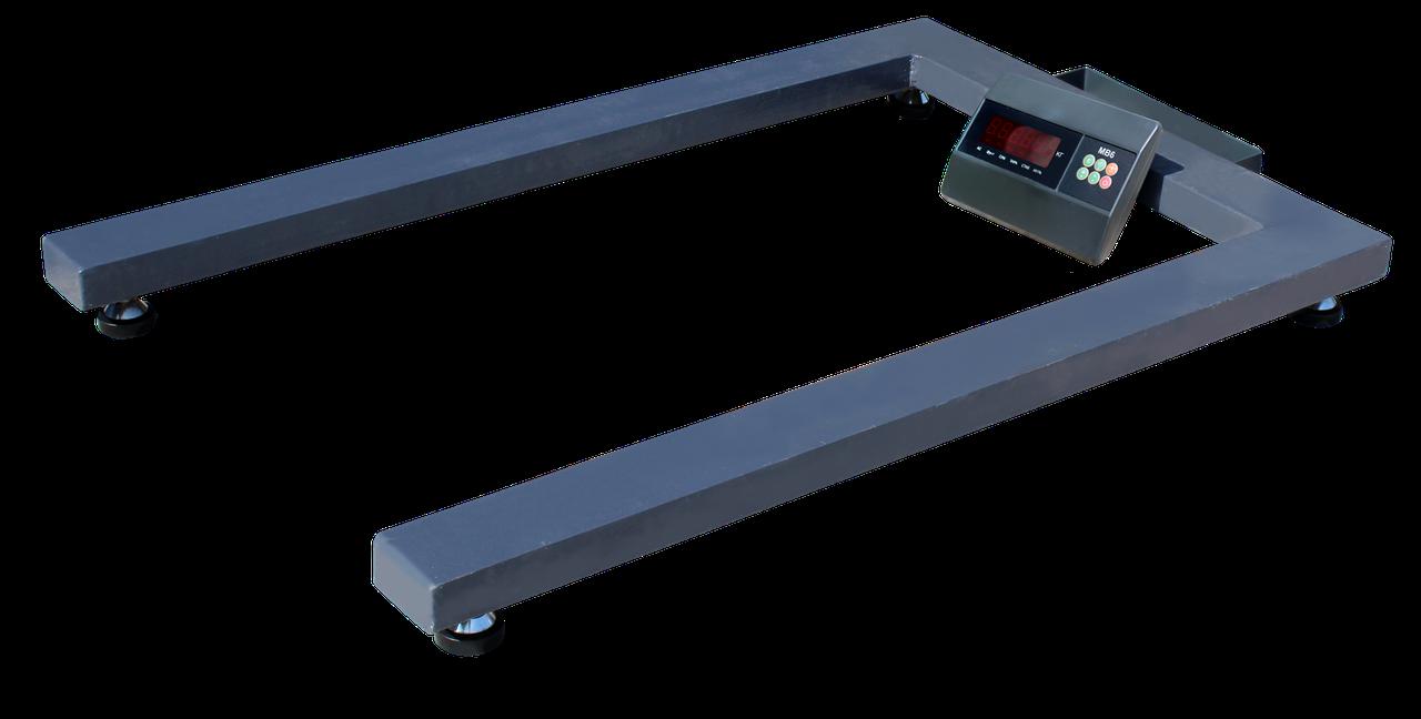 Весы паллетные ВПЕ-3000-4(Н1208) A12L