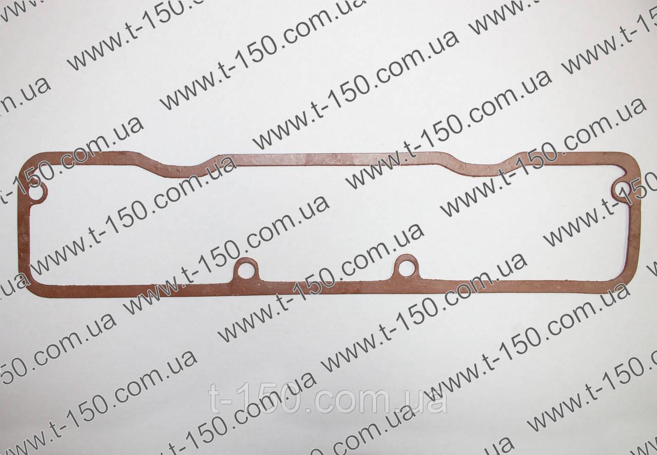 Прокладка клапанной крышки СМД-18 (колпака, верхняя) резина б/р (14-0637)