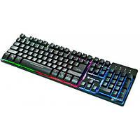 Клавиатура игровая с подсветкой Real-El 8700