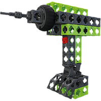 Конструктор Twickto Construction 2 Дрель и перфоратор, 72 детали