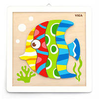 Набор для творчества Viga Toys Своими руками: рыбка (50687)