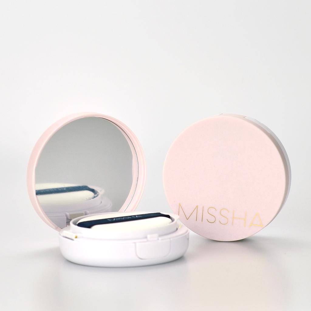 Кушон Missha Magic Cushion Cover Lasting SPF50+ PA+++ #23 солнцезащитный