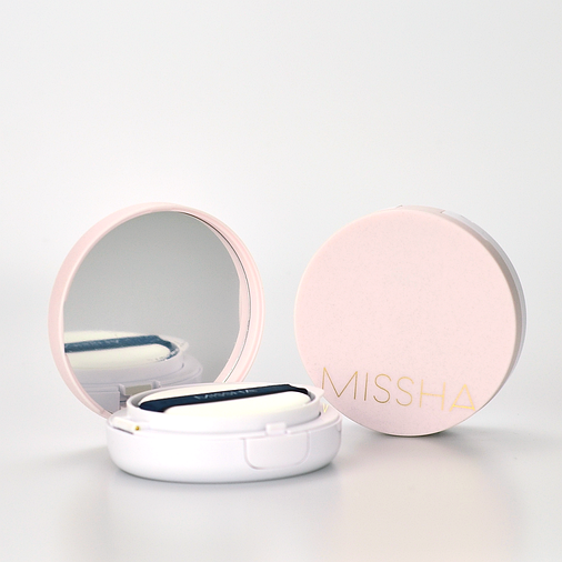Кушон Missha Magic Cushion Cover Lasting SPF50+ PA+++ #23 солнцезащитный, фото 2