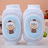 Наколенники с мягкими подушечками для детей