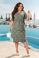 Платье женское 2008/5лр батал