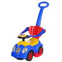 Каталка-толокар Kronos Toys HZ 558 W-4 Синий intHZ 558 W-4, КОД: 977918