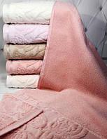 Набор 6 махровых полотенец Durul Havlu Padishah 70х140 см банные Разноцветные psgSA-4305, КОД: 944991