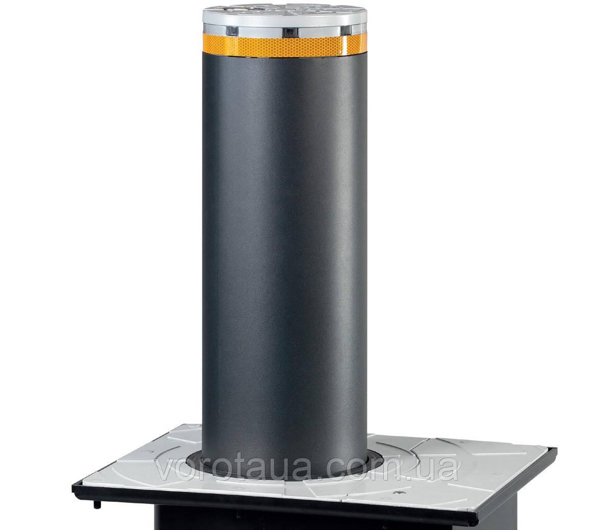 Болард стационарный   FAAC J200 F H600 высота 600 мм, диаметр 200 мм