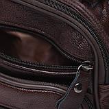Мужская кожаная сумка Keizer K103b-brown, фото 6