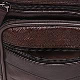 Мужская кожаная сумка Keizer K103b-brown, фото 7