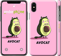 "Чехол на iPhone X Avocat ""4270c-1050-39839"""