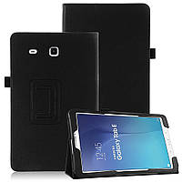 Кожаный чехол-книжка для планшета Samsung Galaxy Tab E 9.6 SM-T560/561 TTX, фото 1