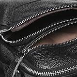Мужская кожаная сумка Keizer K13657-black, фото 7
