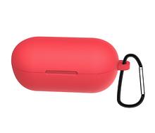 Чохол для навушників Haylou GT1 / GT1 Plus від Xiaomi Колір Червоний TWS Bluetooth Silicone Case