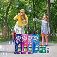 Бульбашки мильні Mega Bubbles. Єдиноріжки (обєм 450 мл.) Dodo 300244, фото 2