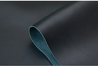 Натуральная кожа КРС, галантерейная, обувная, черная1.2-1.4, 1.4-1.6, глянец