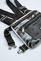 Выбираем стильную сумку: кобура, нагрудная, через плечо