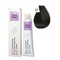Крем-фарба для волосся Tiare Color 60 мл 4.0 Brown