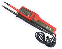 Многофункциональный тестер AC DC напряжения UNI-T  UT15B Черный с красным mdr2488, КОД: 677815