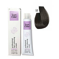 Крем-фарба для волосся Tiare Color 60 мл 5.0 Light brown