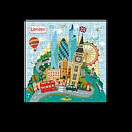 Пазл Міста Лондон Dodo (пазл для майбутніх мандрівників) 300166, фото 2