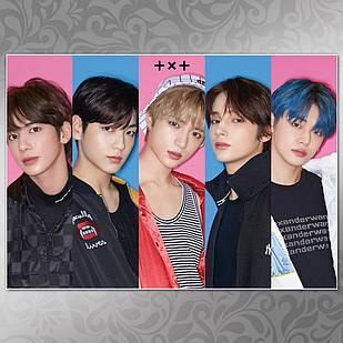 Плакат K-Pop TXT 015, 200, Плакат