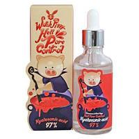 Сыворотка гиалуроновая elizavecca hell-pore control hyaluronic acid 97%