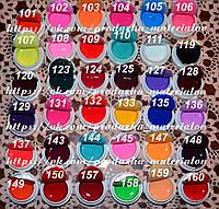Набор цветных гелей СOCO 36 шт.