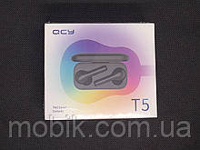 T5 Наушники беспроводные черные Xiaomi QCY T5 black TWS