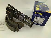 Колодки тормозные задние Авео  HI-Q Корея