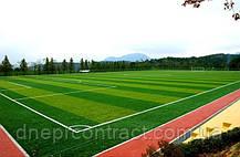 Искусственный газон для футбольных полей MC (Италия) , фото 3