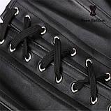 Женский эротический корсет с открытой грудью S Чёрный ( 170 002 ), фото 7