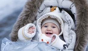 Зимові комбінезони-конверти «трансформери» дитячі (від народження до 1.5 років)