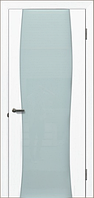 Двери ГРАЦИЯ Белая эмаль, фото 1