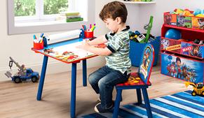 Дитячі парти, столи