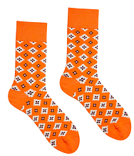 Носки женские Sammy Icon Cholula 36-40 Оранжевые 009257, КОД: 1214402