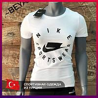 Женская футболка Nike белый. Жіноча футболка Nike білий.