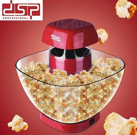 Попкорница апарат для приготування попкорну Popcorn maker DSP KA2018