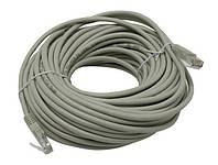 Патч корд HLV RJ45 LAN кабель 20m 13525-10 007477, КОД: 1752373