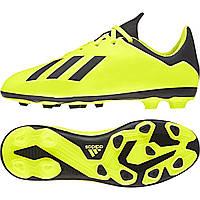 Бутсы детские Adidas X 18.4 FxG Junior DB2420 35