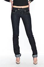 Женские джинсы ОMAT jeans 9486-806 синие