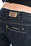Женские джинсы ОMAT jeans 9486-806 синие, фото 9