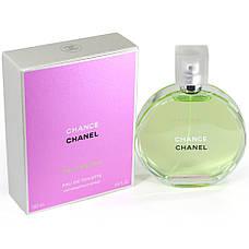 Chanel Chance Eau Fraiche Туалетная вода EDT 100 ml (Шанель Шанс Фреш) Женский Парфюм Аромат Духи EDP Perfume, фото 3