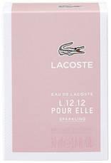Lacoste Eau de Lacoste L.12.12 Pour Elle Sparkling Туалетная вода EDT 90 ml (Лакост Пур Эль Спарклинг) Женский, фото 2