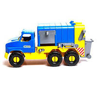 Мусоровоз City Truck Wader 39399 tsi44998, КОД: 287493
