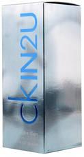 Calvin Klein CK IN2U for Him Туалетная вода EDT 100 ml (Кельвин Кляйн ИН2Ю) Мужской Парфюм Аромат Духи EDP, фото 2