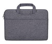 Сумка для ноутбука 15,6'' Digital Tony dark gray