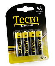 Батарейка Tecro Ultra Energy AA/LR06 BL 4 шт