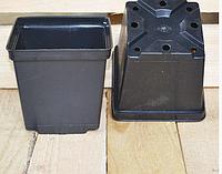 Горшки квадратные 2 л., 14×14×14 см